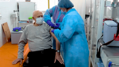 Vaccination with Pfizer vaccine started in Prykarpattia (VIDEO)