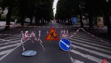 Через ремонт доріг, на яких вулицях Хмельницького обмежують рух транспорту