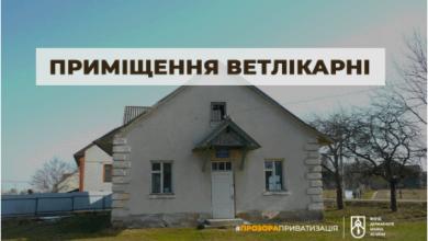 Приміщення ветклініки на Рожнятівщині виставили на онлайн-аукціон